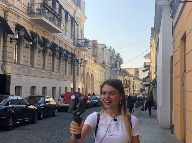 Free Odessa tour