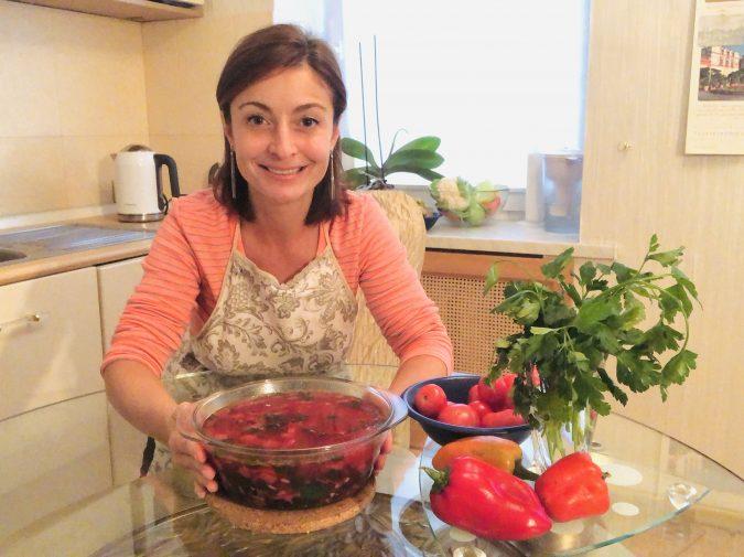 Odessa Cooking Class