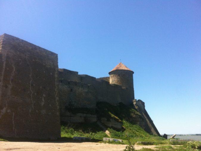 Belgorod- Dniestrovsky (Akkerman) fortress