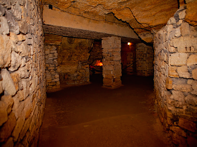 Odessa catacombs tour