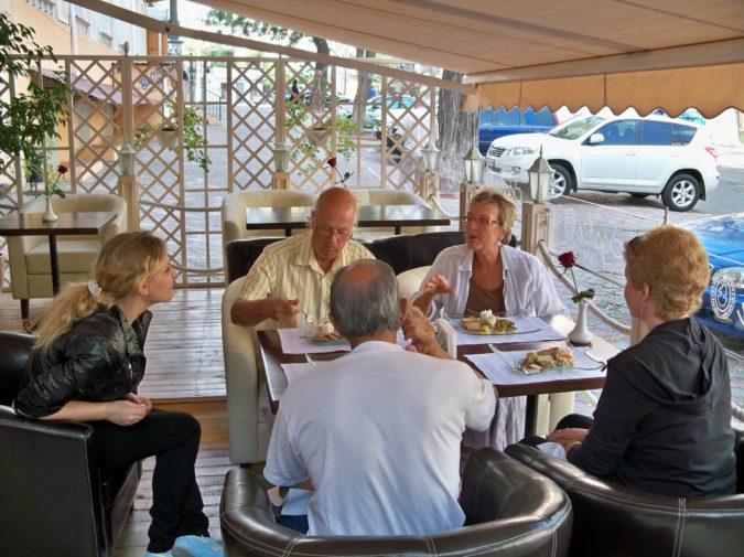 Odessa Food tour