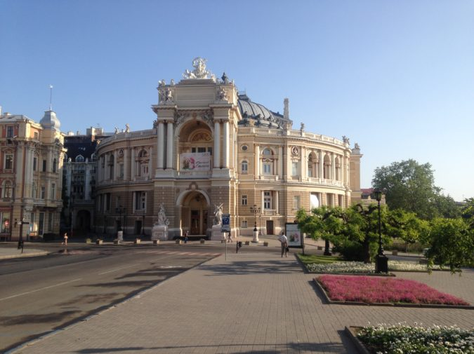 Odessa's landmarks