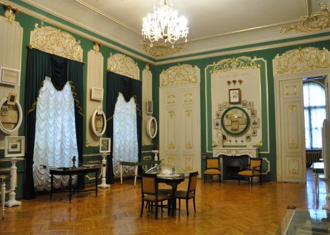 Odessa Literary Museum Tour